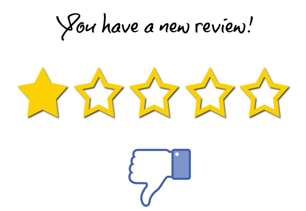 emotionally, manage, negative reviews