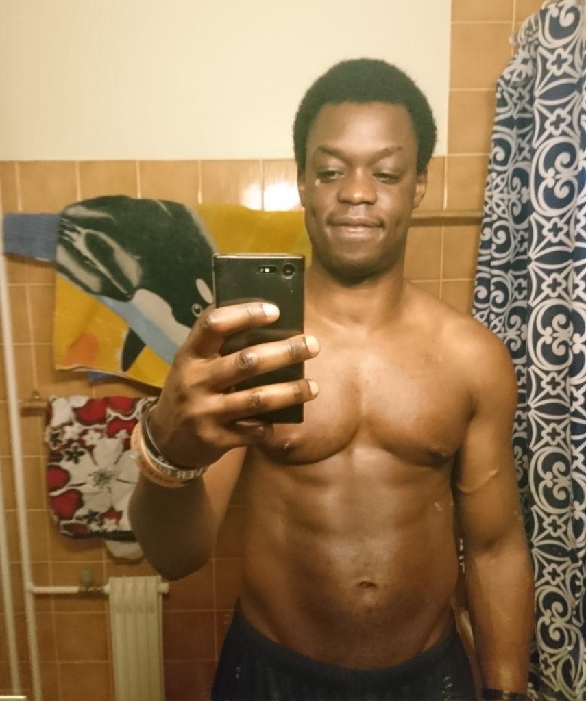 stephane andre track body progress fitness