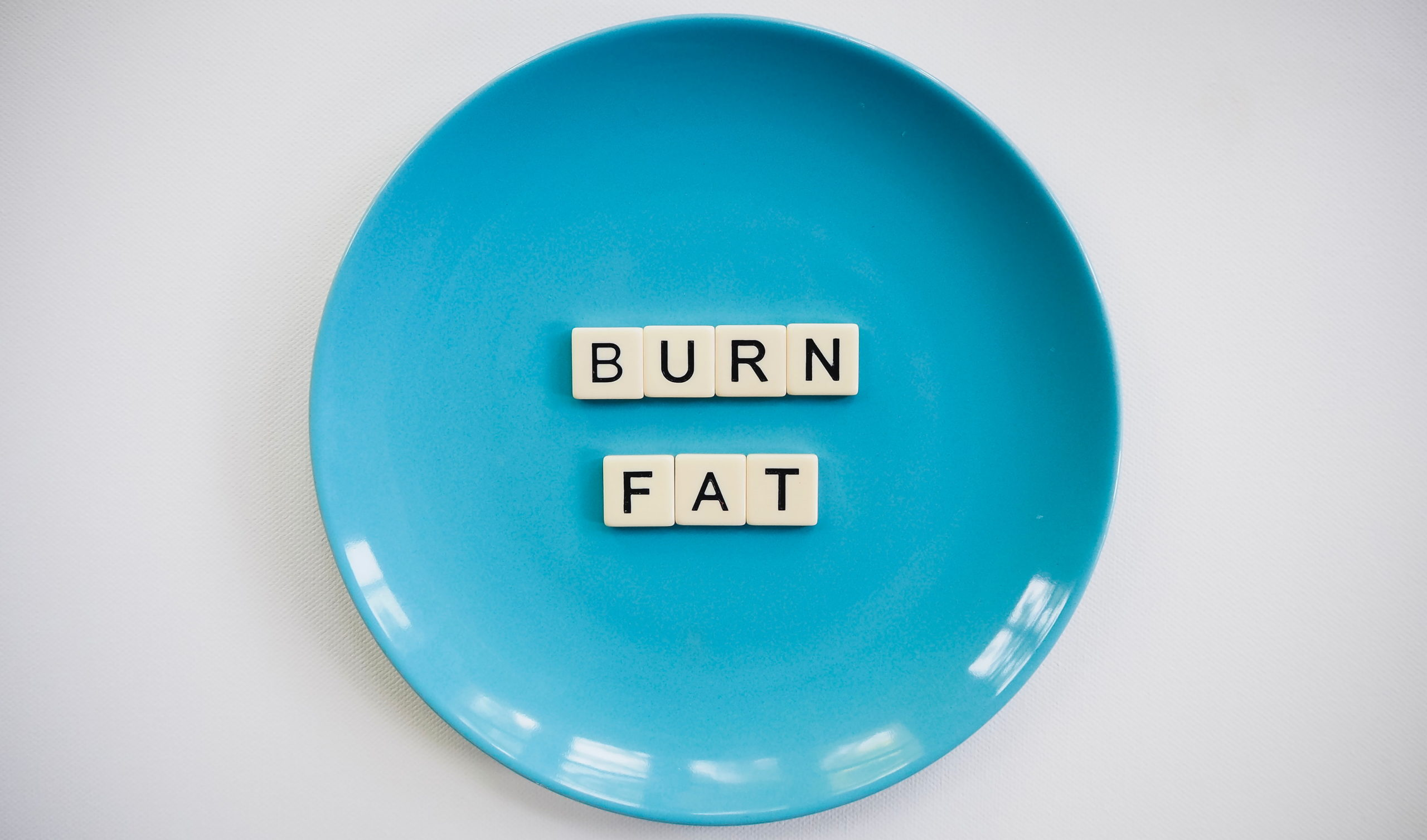 burn fat plate loss fat