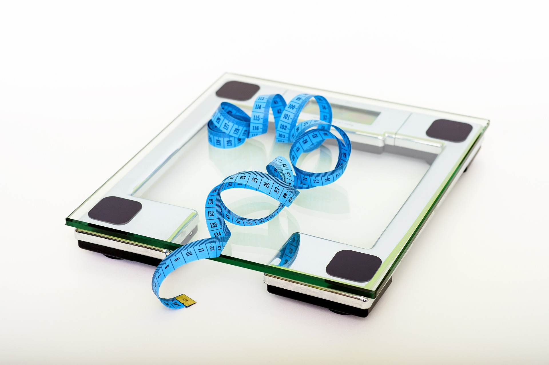 Change Body Weight scale tape mesure